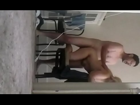 Pounding a thick dopewhore from Craigslist and facefuck for 10 Percocet while someone waits for her in livingroom.what a nasty skank