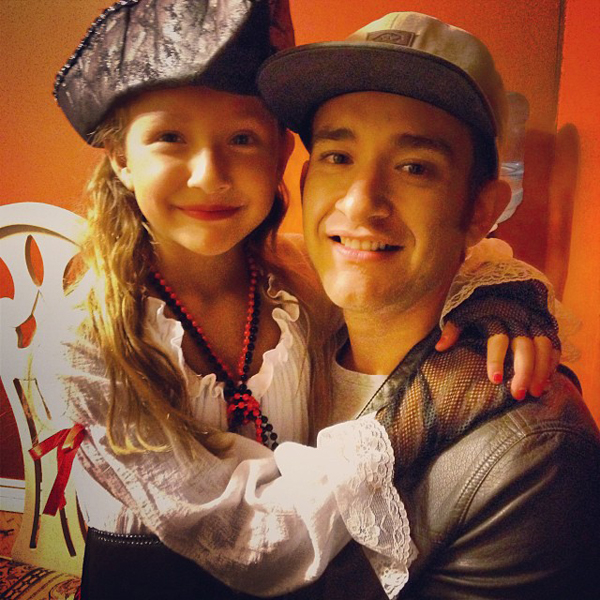 Criança Pirata