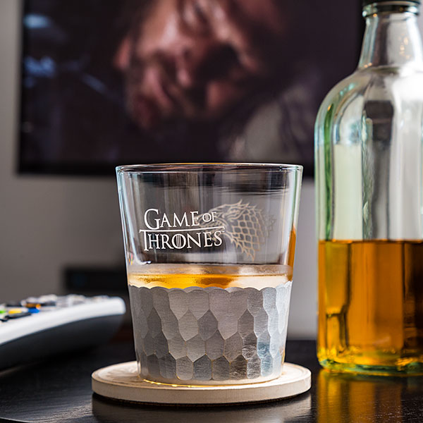 Copos Game of Thrones: Stark e Targaryen