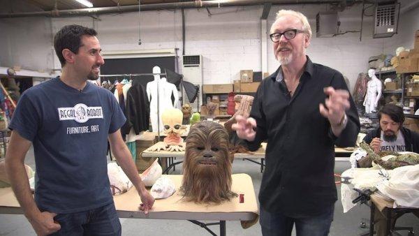 Designer responsável por efeitos especiais de Star Wars mostra processo de criação da máscara do Chewbacca