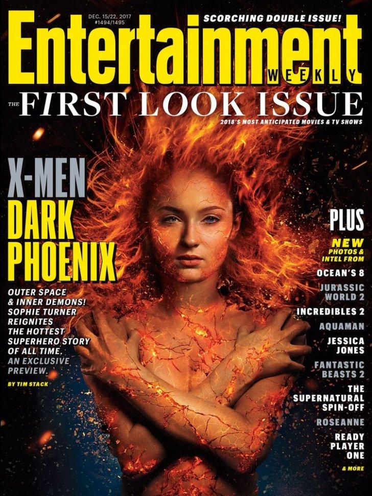 Primeira imagem de Jean Grey em X-Men: Fênix Negra e novos detalhes do plot