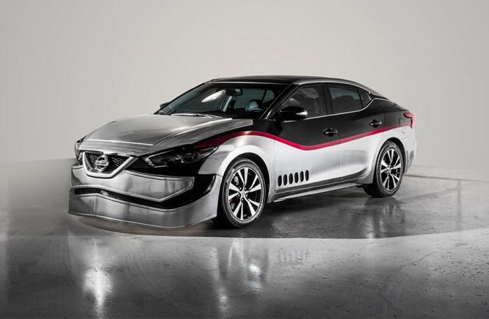 Nissan apresenta carros inspirados em Star Wars