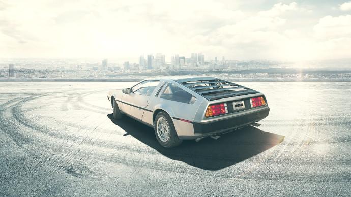 De Volta para o Futuro : O DeLorean está voltando!