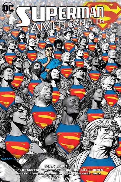 capa superman american alien americano