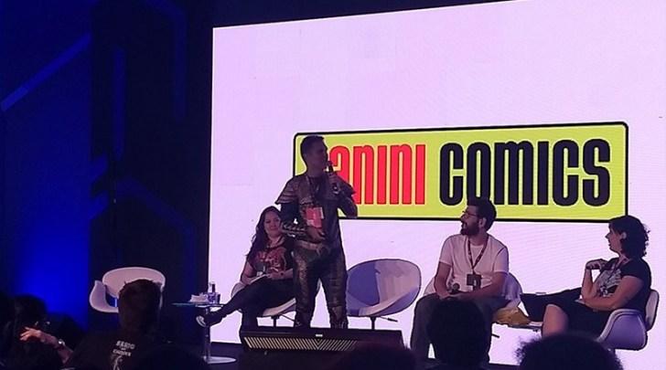 painel panini comics ccxp 2017