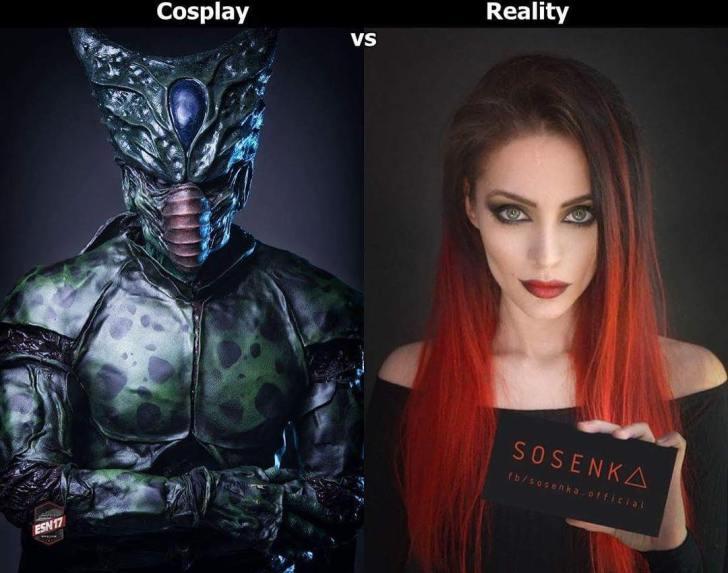 SFX Makeup: Artista cria cosplays incríveis usando maquiagem