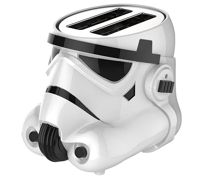 Star Wars A Torradeira E A Sanduicheira Mais Iradas Da