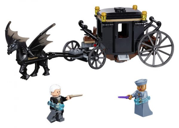 Lego: Grindewald Escape