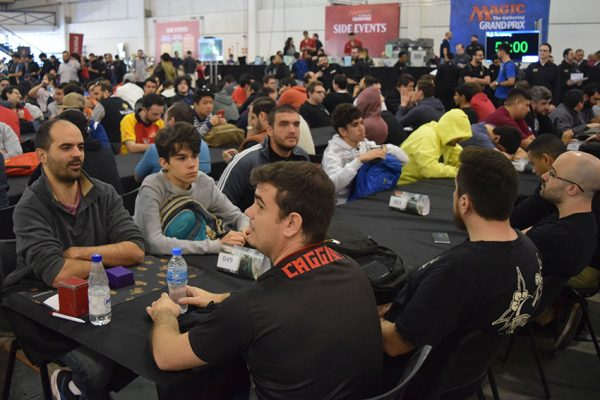 Grand Prix de Magic: The Gathering bate recorde de público em São Paulo