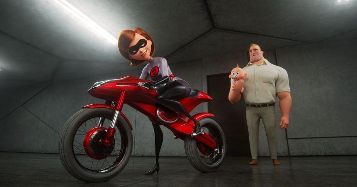 Os Incríveis 2: animação estreia com ênfase no protagonismo feminino