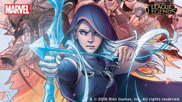 Marvel e Riot: personagens de LOL ganham HQs