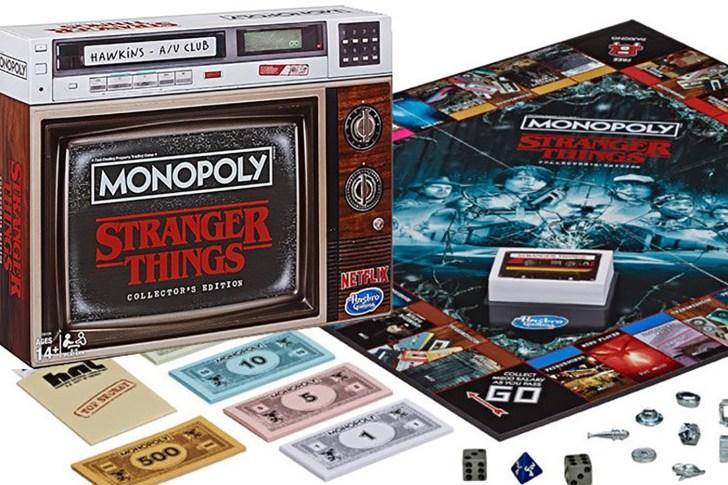 Stranger Things Conheca A Nova Versao Do Jogo Monopoly