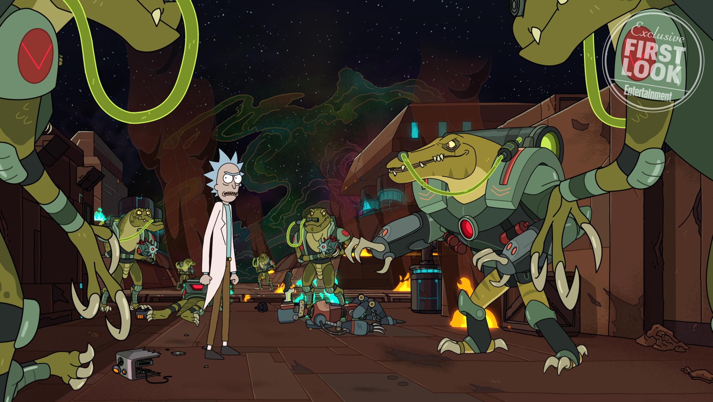 Rick and Morty 1x01 - Episodio I semi della discordia ...