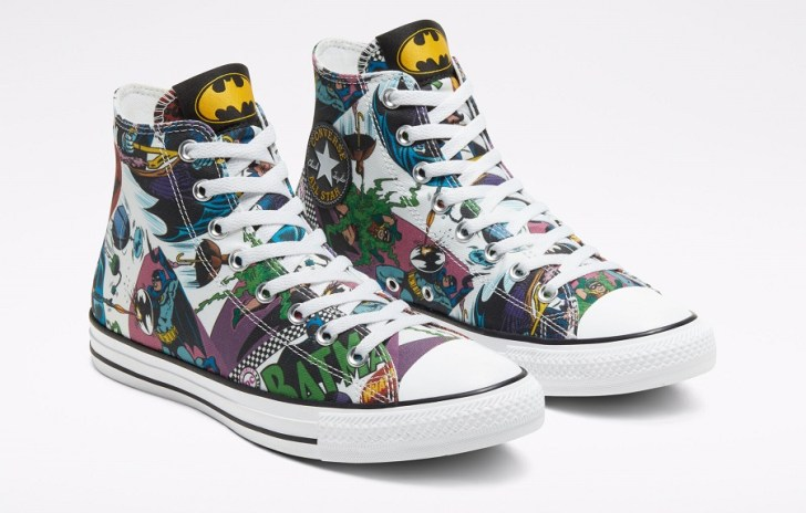Converse comemora 80 anos do Batman 5