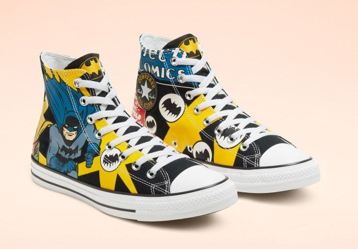 Converse comemora 80 anos do Batman 4