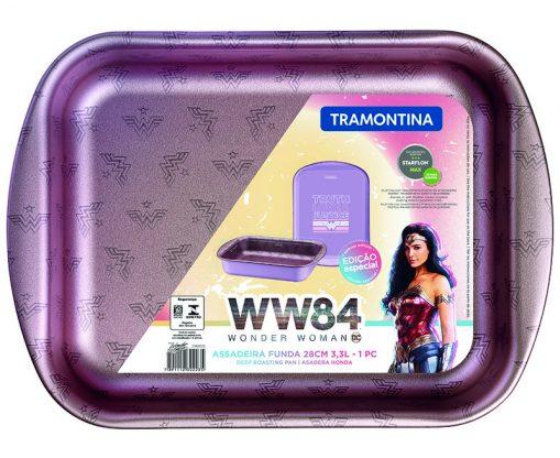 Tramontina lança linha de utensílios exclusiva de Mulher-Maravilha 1984