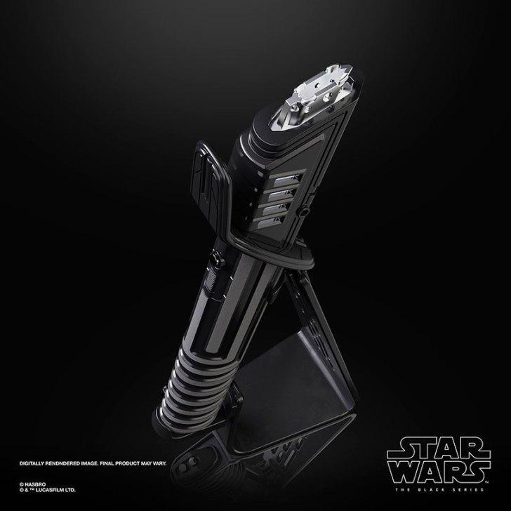 Hasbro lança réplica do Sabre Negro de Mandalore