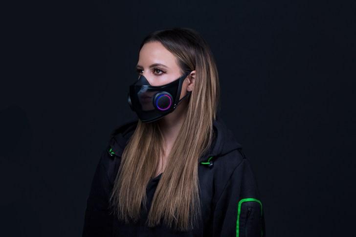 Project Hazel (Projeto Hazel): The World's Smartest Mask