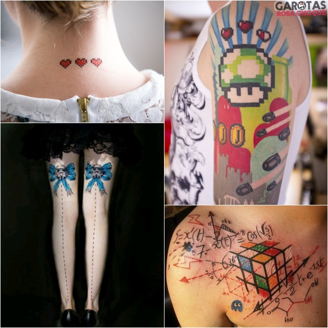 tattoos geeks