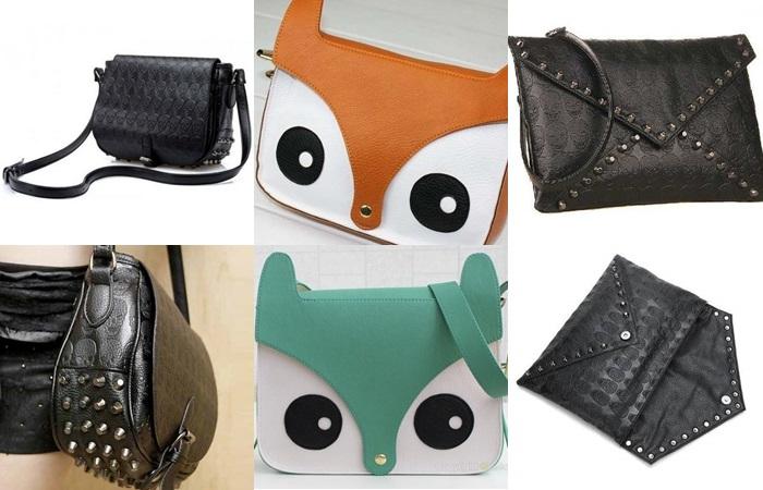 bolsas diferentes divertidas fashion