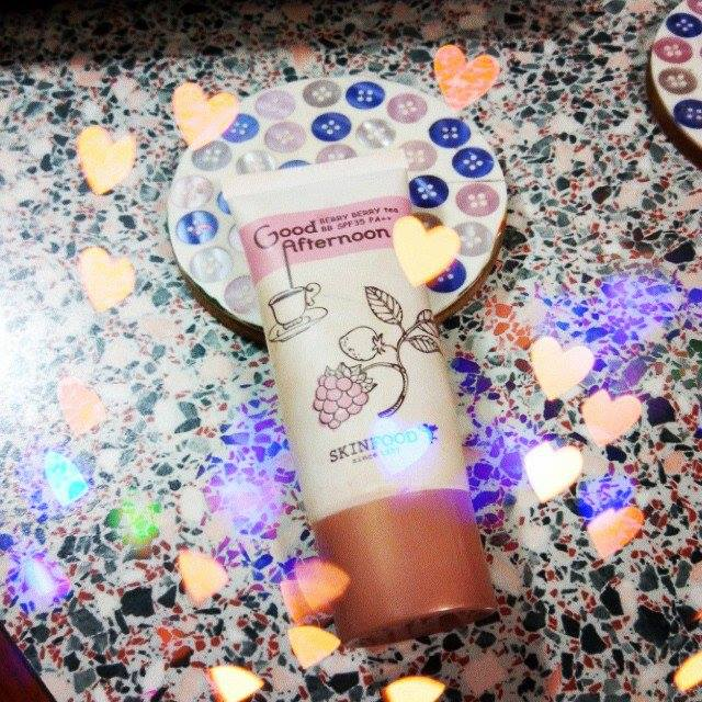 bb cream skinfood berry berry