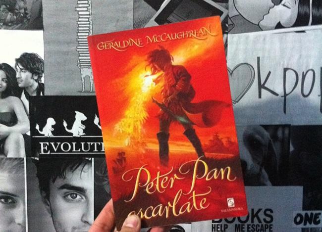 Peter Pan Escarlate