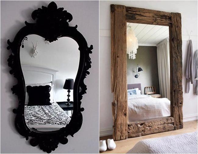 decoração-espelhos