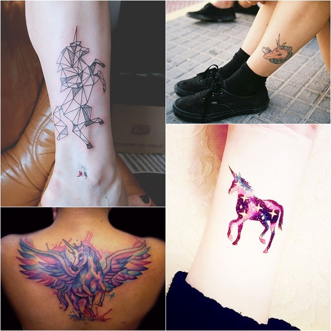unicorns-tattoos