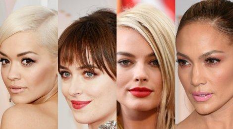 Oscar 2015 - Melhores makes e cabelos do Red Carpet