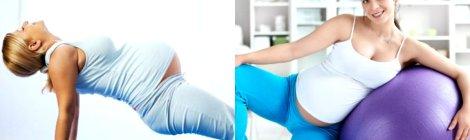 Benefícios da atividade física na gravidez