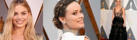 Melhores vestidos e makeups do Oscars 2016