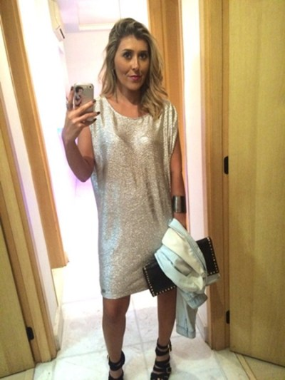 vestido-prata- roupa prata- bele-machado