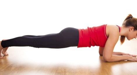 Exercício de prancha - Como fazer corretamente?