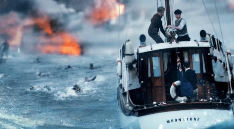 Filme da semana - Dunkirk de Christopher Nolan