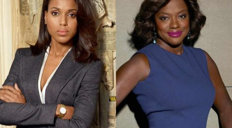 Crossover entre Scandal e How To Get Away with the murder