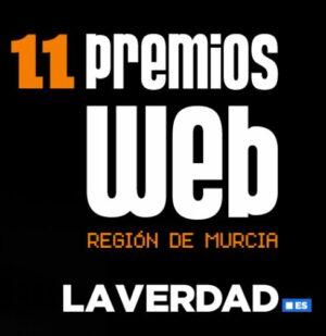 11 premios web region de murcia