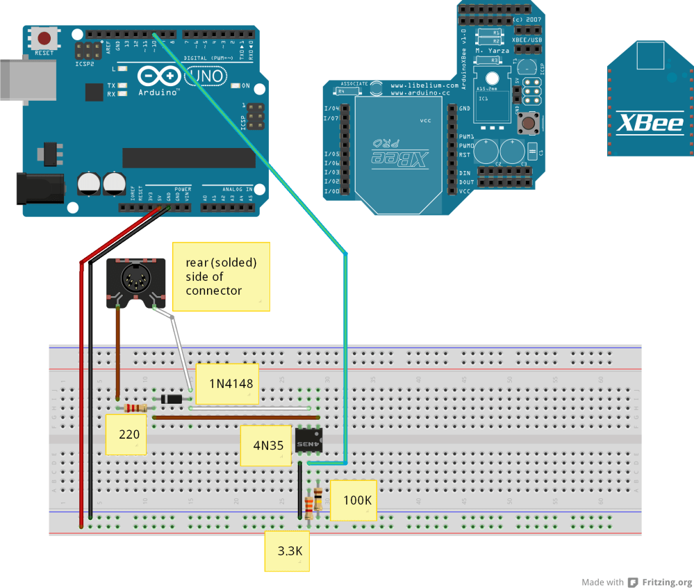 medium resolution of wiring diagrams xbee temperature