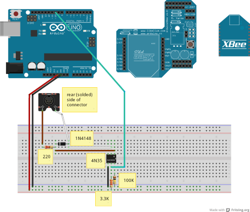 small resolution of wiring diagrams xbee temperature