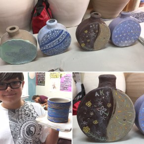 Pottery Camp, Pottery Lessons, Pottery, Art Camps, Art Lessons, Art Classes