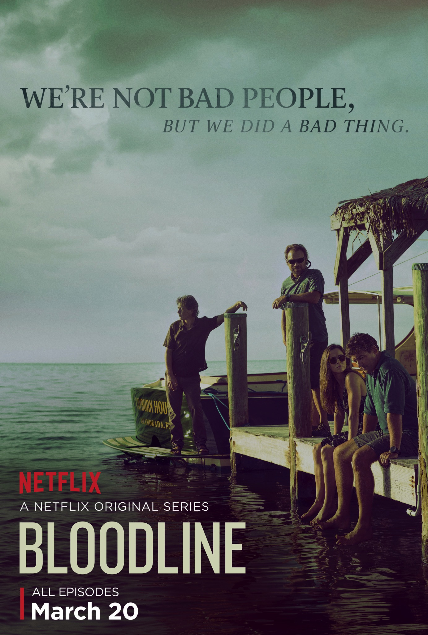 Bloodline poster