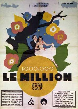 milion poster