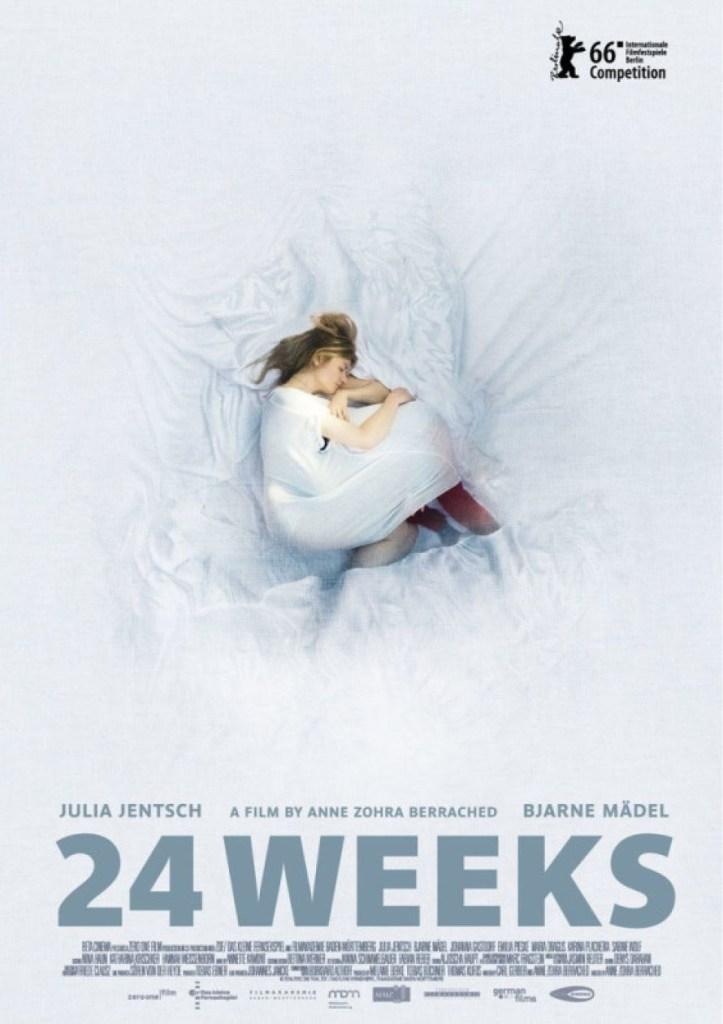 24 weeks poster