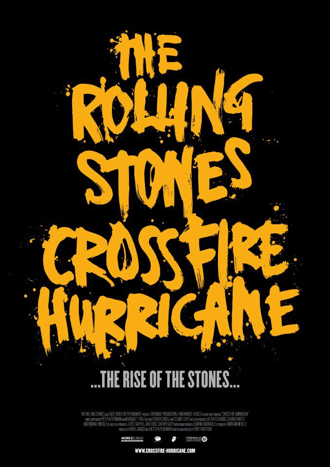 Crossfire Hurricane poster