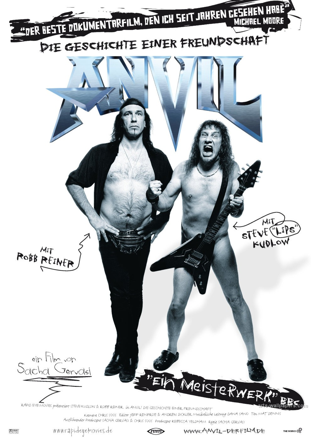 anvil the story of anvil poster