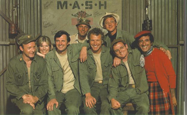 MASH poster