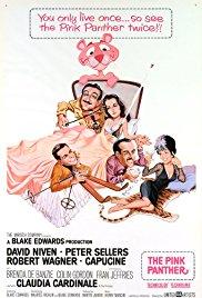 rozowa pantera poster
