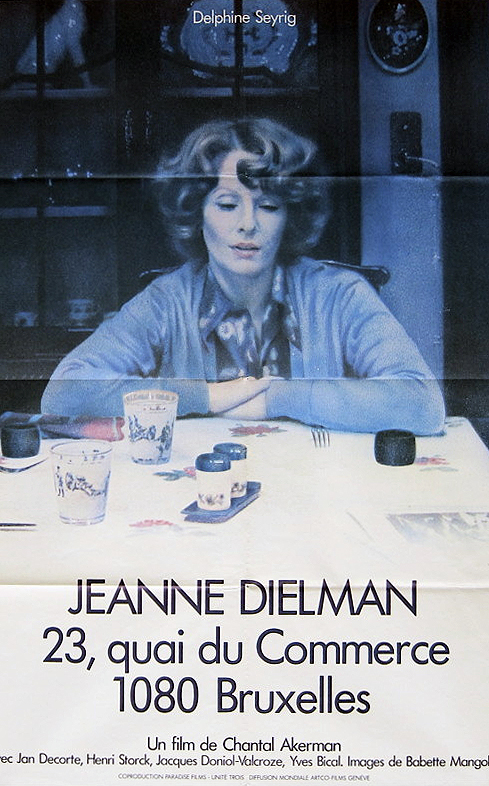 Jeanne Dielman, Bulwar Handlowy, 1080 Bruksela