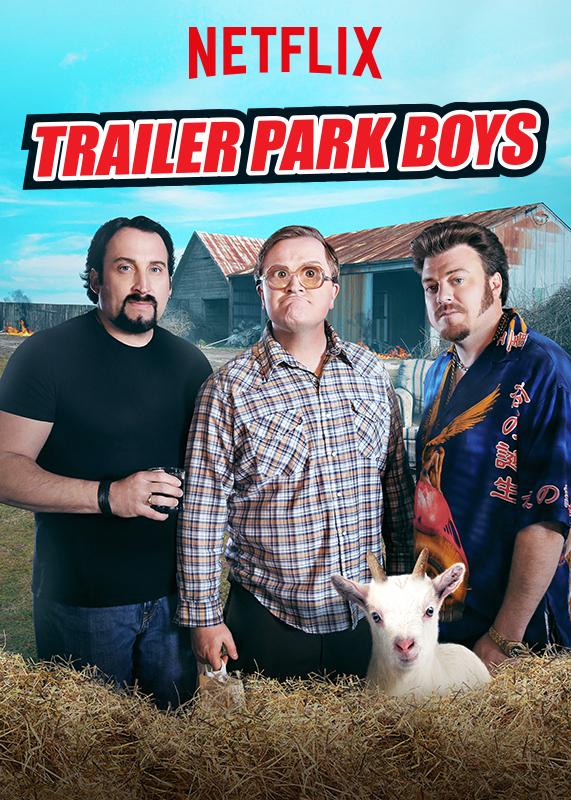 trailer park boys barakow chlopaki