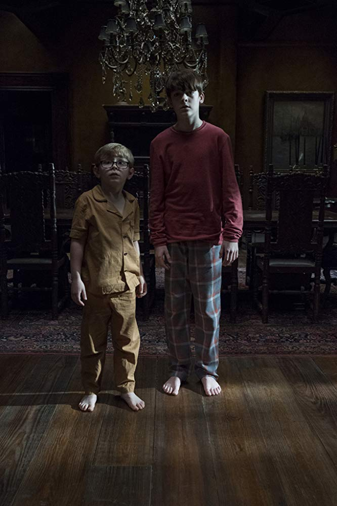 haunting of hill house brother