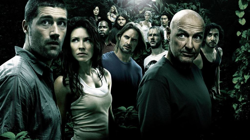 lost serial poster